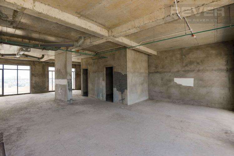 Phòng Khách Bán penthouse De Capella 3PN, block A, diện tích 193m2, view sông và Landmark 81