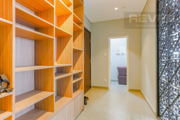 Lobby Căn hộ Sunrise City 2 phòng ngủ tầng cao W2 view hồ bơi