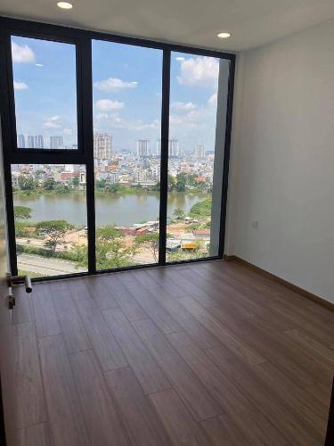 Phòng ngủ Eco Green Saigon Căn hộ Eco Green Saigon tầng trung, view nội khu thoáng đãng.