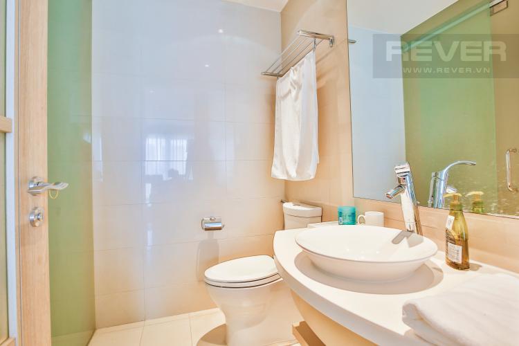 Toilet 1 Căn hộ Diamond Island - Đảo kim cương 2 phòng ngủ view sông
