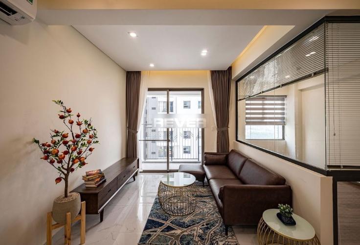Căn hộ Saigon South Residence nội thất đầy đủ, ban công rộng rãi.