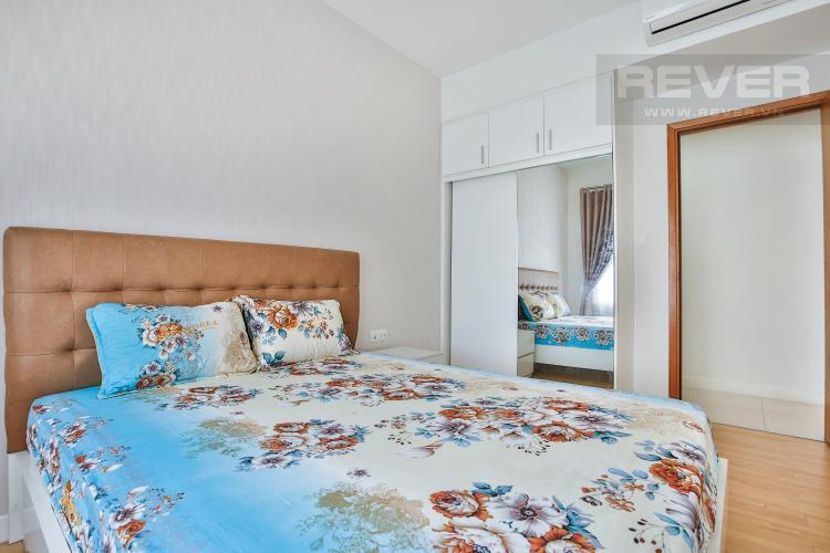 Phòng Ngủ 1 Căn hộ Sunrise City 2 phòng ngủ tầng trung tháp W4 nội thất đầy đủ