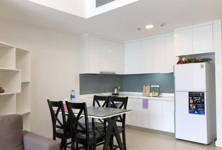 Nhà bếp OT Gateway Thảo Điền  Căn hộ Studio Gateway Thảo Điền tầng trung, ban công thoáng mát.