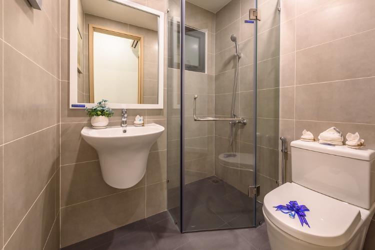 Nhà mẫu Lovera Vista, Bình Chánh Căn hộ tầng trung Lovera Vista nội thất cơ bản.