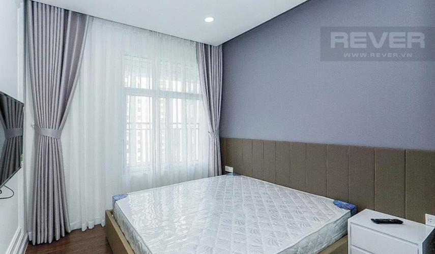 Phòng Ngủ 1 Bán căn hộ Sunrise Riverside 3PN, tầng thấp, diện tích 83m2, đầy đủ nội thất