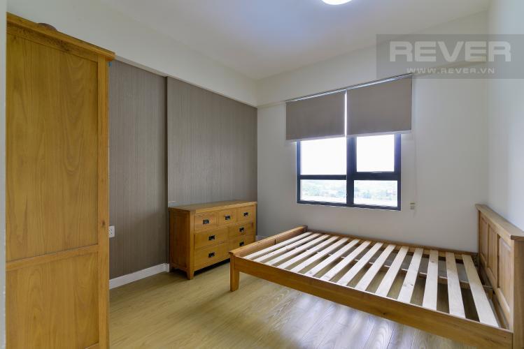 Phòng Ngủ 1 Cho thuê căn hộ Masteri Thảo Điền 2PN, tầng thấp, tháp T4, đầy đủ nội thất