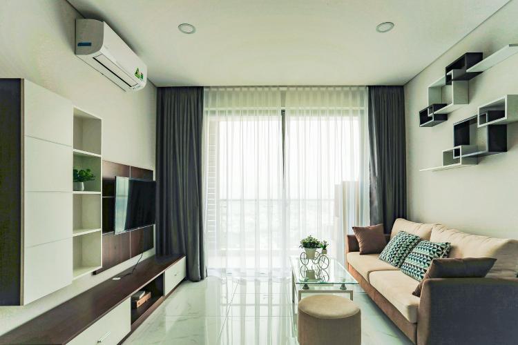 Căn hộ An gia Skyline tầng cao, 2 phòng ngủ, full nội thất