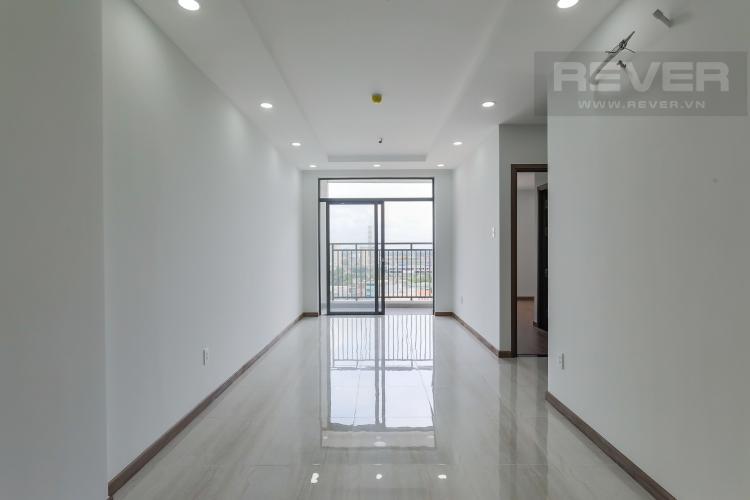 Phòng Khách Bán căn hộ Him Lam Phú An 2PN, block D, diện tích 70m2, nội thất cơ bản
