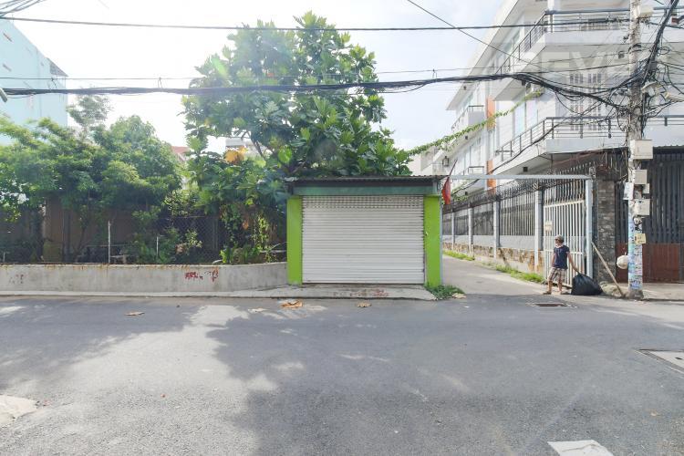 Mặt Tiền Cho thuê mặt bằng rộng, có nhà hiện hữu, nằm tại mặt tiền đường quận Thủ Đức