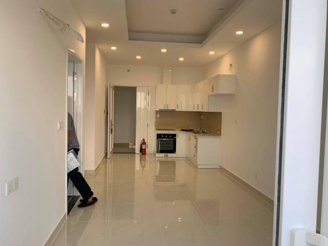 Bán căn hộ Saigon Mia 1PN, diện tích 50m2, nội thất cơ bản, ban công hướng Tây, view thoáng