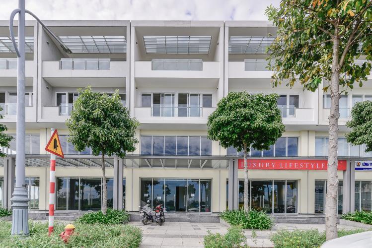 Mặt Tiền Nhà phố thương mại đường Nguyễn Cơ Thạch khu đô thị Sala