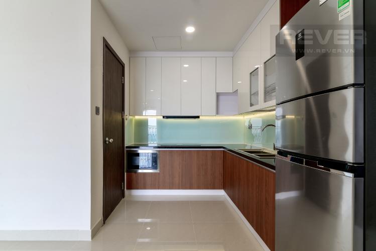 Bếp Cho thuê căn hộ Saigon Royal 2PN, tầng cao, tháp A, đầy đủ nội thất, view sông Sài Gòn và tháp Bitexco