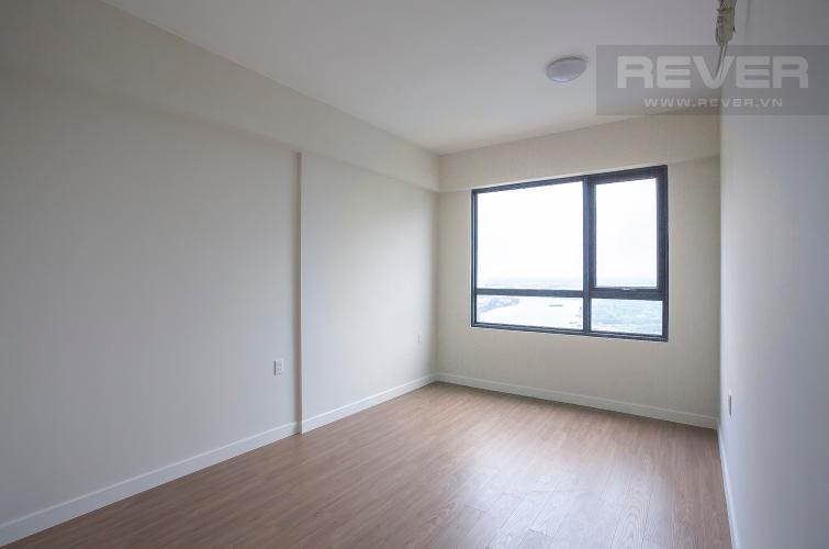 Phòng Ngủ 1 Căn hộ Masteri Thảo Điền 3 phòng ngủ tầng cao T5 nhà trống