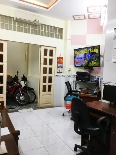 Bán nhà phố Q. Bình Thạnh, gần sân bay và cách trung tâm 20 phút.