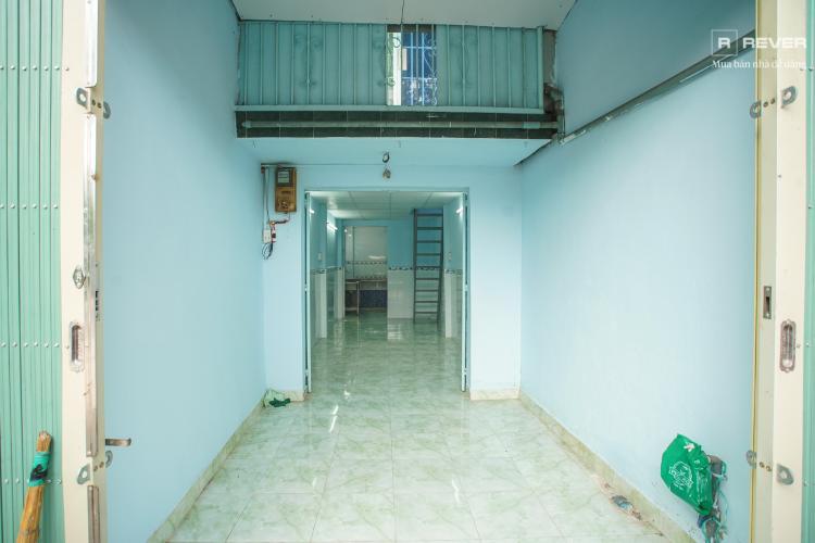 Tầng trệt cửa vào 1 Bán nhà phố 2 tầng, phường Tân Thuận Tây, Quận 7, sổ hồng chính chủ