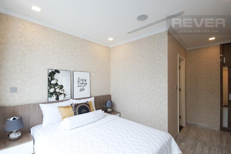 Phòng Ngủ 3 Cho thuê căn hộ Vinhomes Golden River 4PN, tầng cao, đầy đủ nội thất, view trực diện sông Sài Gòn