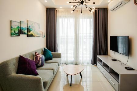 Cho thuê căn hộ Florita tầng thấp 2 phòng ngủ, đầy đủ nội thất