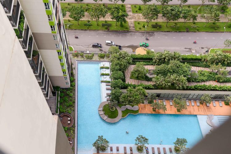 View Bán căn hộ Vista Verde 2 phòng ngủ, tầng cao hướng Đông Nam, đầy đủ nội thất cao cấp
