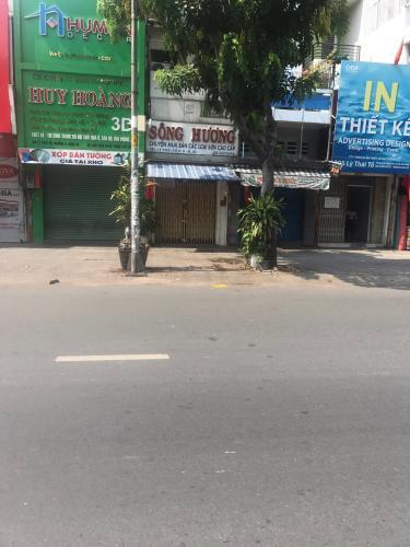Bán nhà phố đường Lý Thái Tổ phường 9 quận 10, diện tích đất 44.86m2, sổ hồng