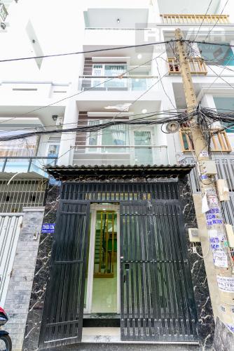 Mặt Tiền Nhà Bán nhà phố 2 tầng, 4PN, đường nội bộ Bùi Quang Là, nằm trong khu vực an ninh, yên tĩnh