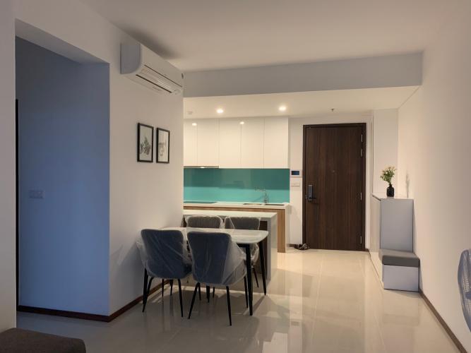 Phòng ăn One Verandah Quận 2 Căn hộ One Verandah 2 phòng ngủ, view thành phố lung linh về đêm