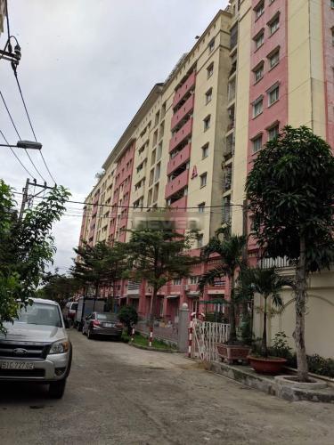 Chung cư Mỹ Thuận Căn hộ chung cư Mỹ Thuận bàn giao nội thất cơ bản, view thoáng mát.