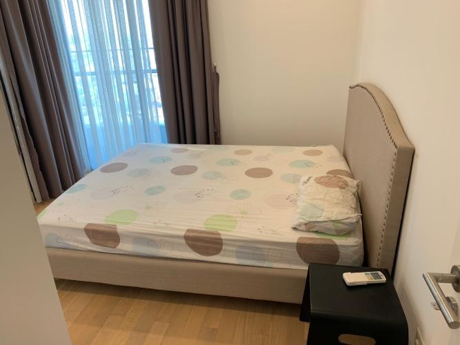phòng ngủ căn hộ City Garden Căn hộ City Garden ban công hướng Nam, thiết kế hiện đại