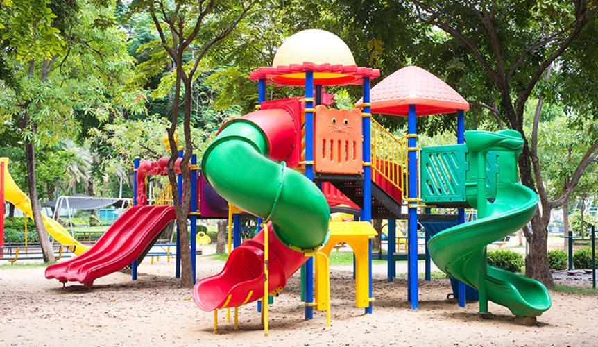 The Sun Avenue - Sân chơi trẻ em của dự án The Sun Avenue