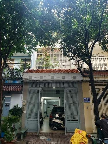 Bán nhà 3 tầng hẻm Đặng Văn Sâm, Tân Bình, diện tích đất 75m2, sổ hồng chính chủ, cách sân bay Tân Sơn Nhất 300m