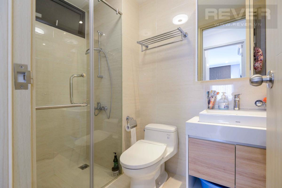 Toilet Bán căn hộ New City Thủ Thiêm, 2PN tháp Babylon, đầy đủ nội thất cao cấp