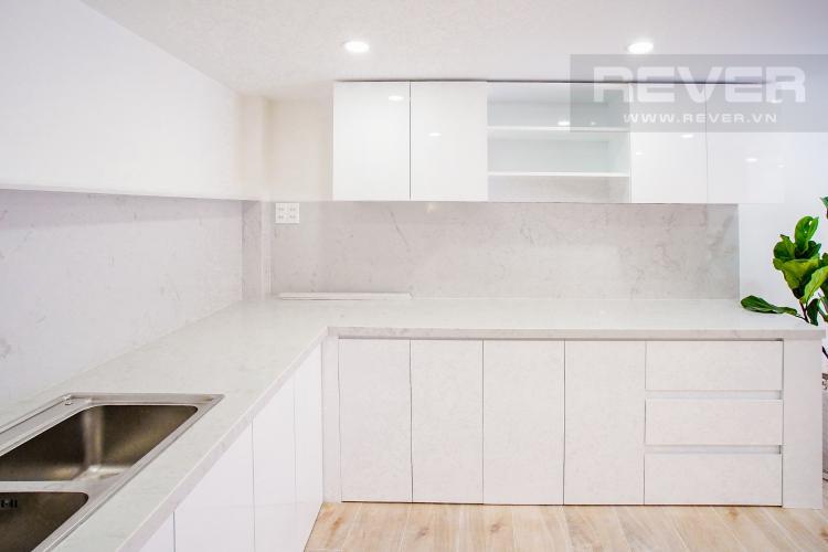 Phòng Bếp Tầng 1 Bán nhà phố đường Huỳnh Văn Bánh 43.8m2, 3 lầu 5PN 4WC, view khu dân cư