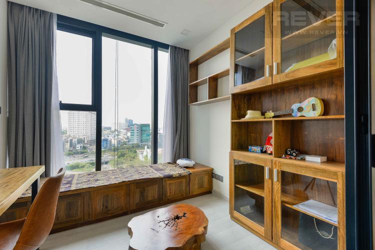 Phòng Ngủ 1 Bán căn hộ Vinhomes Golden River 3PN 2WC, nội thất cao cấp, view sông