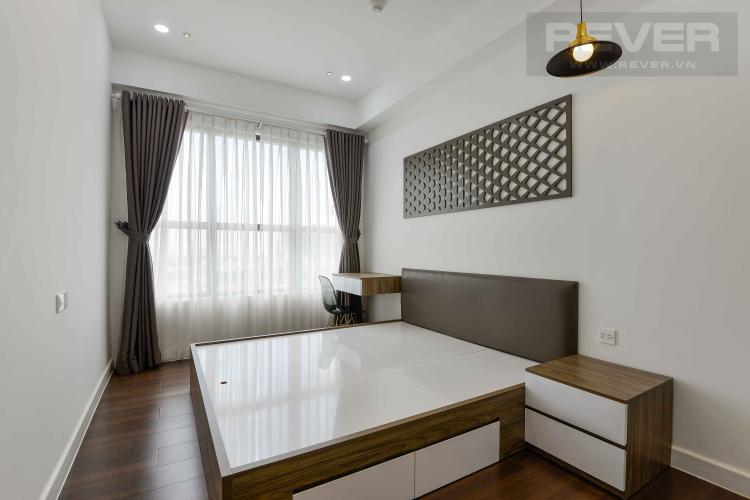 Phòng Ngủ 1 Cho thuê căn hộ The Sun Avenue 2PN, diện tích 75m2, đầy đủ nội thất