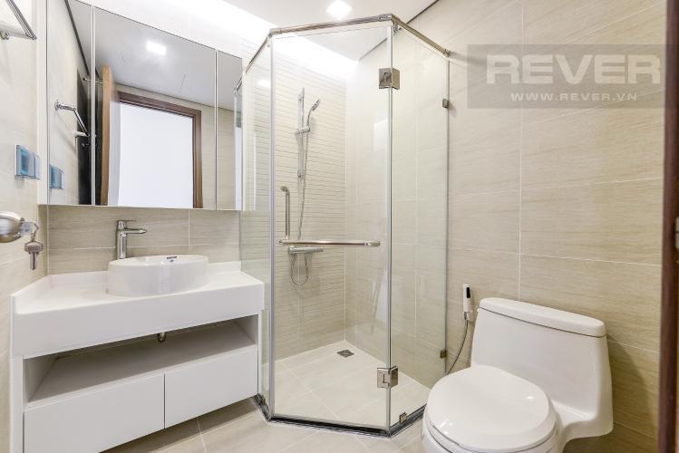Phòng tắm 2 Căn góc Vinhomes Central Park 4 phòng ngủ tầng cao Park 4