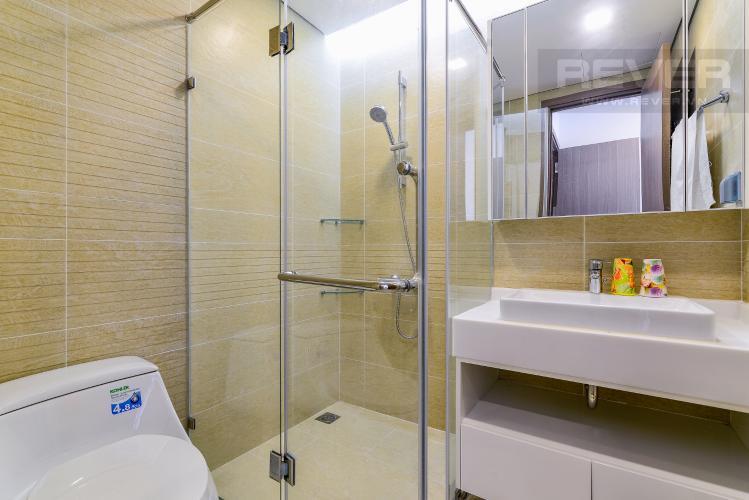 Phòng Tắm 2 Căn hộ Vinhomes Central Park 2 phòng ngủ tầng cao P4 nội thất đầy đủ