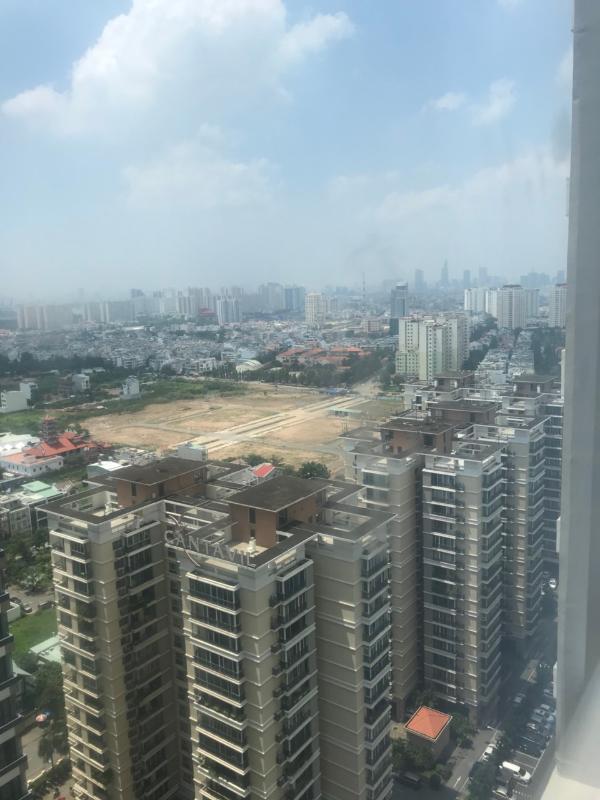 4443526e1ecff991a0de Bán hoặc cho thuê căn hộ Estella Heights 2PN, đầy đủ nội thất, view hồ bơi và sông Sài Gòn