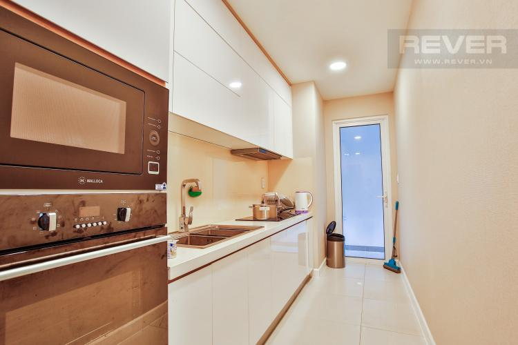 Bếp Cho thuê căn hộ Lexington Residence tầng trung, 2PN, đầy đủ nội thất