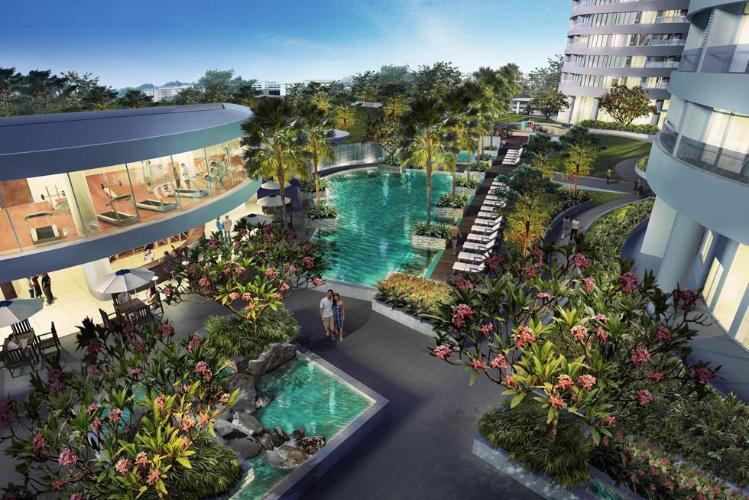 City Garden - Tiện ích City Garden
