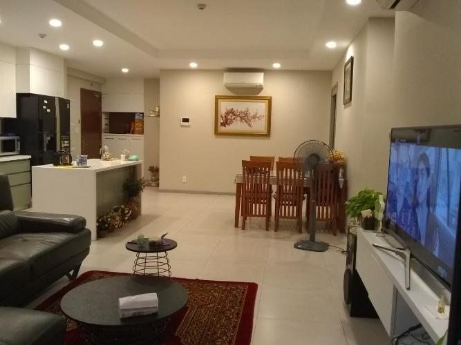 can-ho-THE-GOLD-VIEW Bán hoặc cho thuê căn hộ The Gold View 3PN, diện tích 116m2, đầy đủ nội thất, view hồ bơi