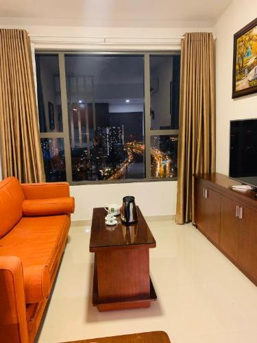 Cho thuê căn hộ RiverGate Residence 2PN, diện tích 74m2, đầy đủ nội thất, view thành phố