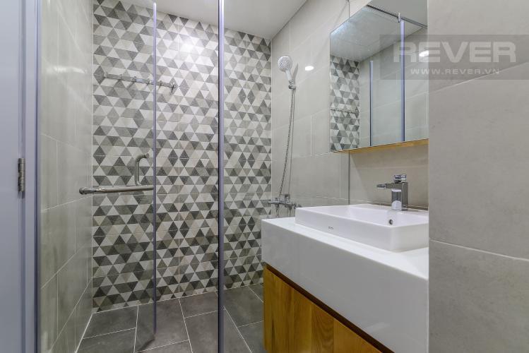 Phòng Tắm 1 Căn hộ Vista Verde 2 phòng ngủ tầng cao T2 đầy đủ nội thất