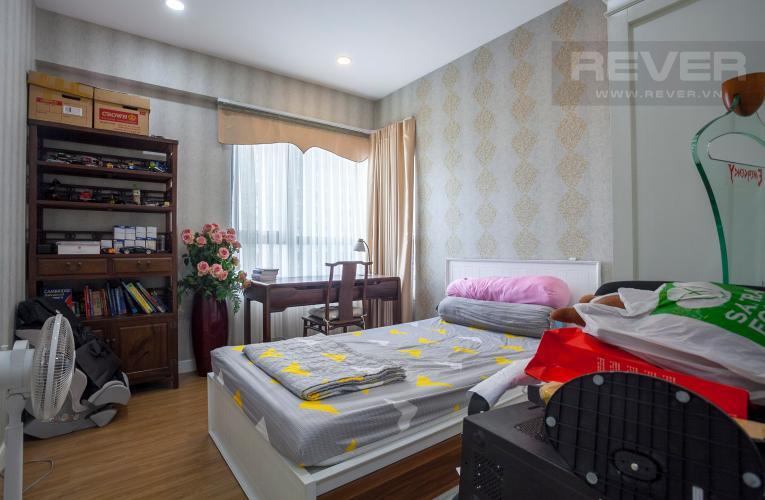 Phòng Ngủ 1 Căn hộ Masteri Thảo Điền 3 phòng ngủ tầng trung T5 view nội khu