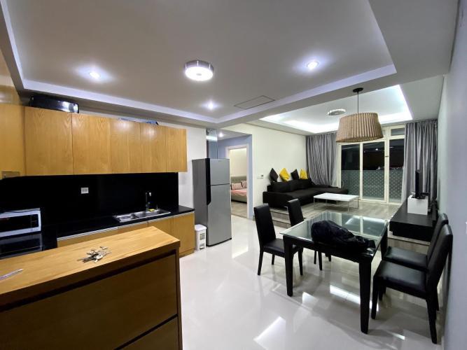 Bán căn hộ tầng cao Petroland Tower đầy đủ nội thất, cách Q.2 chỉ 2km.