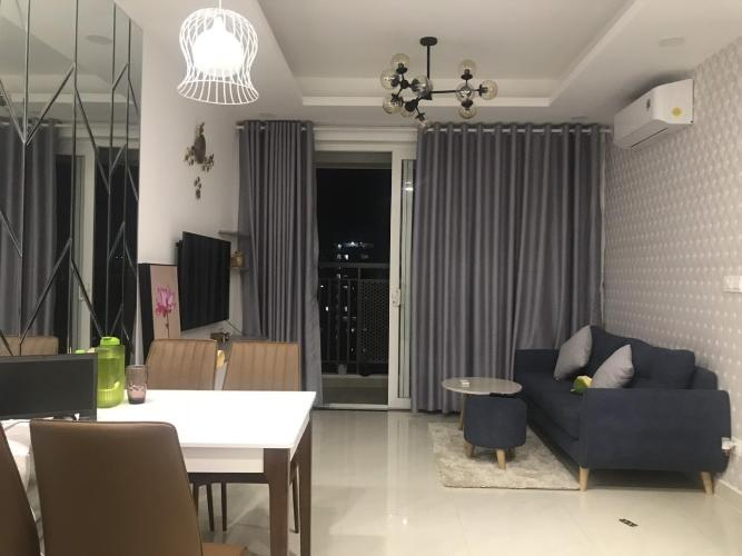 Bán căn hộ tầng thấp nội thất cơ bản Saigon Mia, view thành phố.
