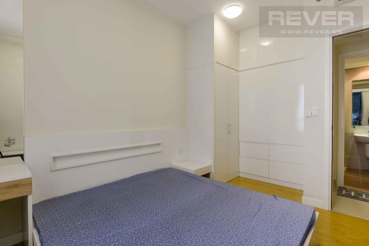 Phòng Ngủ Cho thuê căn hộ Masteri Thảo Điền 1PN, tầng cao, tháp T4, đầy đủ nội thất