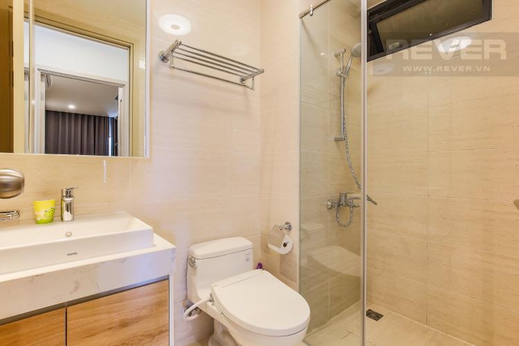Phòng Tắm 1 Căn hộ New City Thủ Thiêm 2 phòng ngủ tầng thấp BB hướng Tây Bắc
