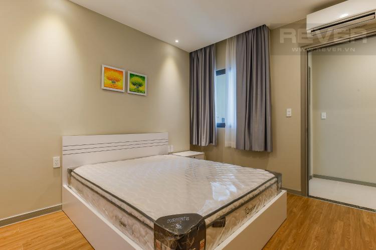 Phòng Ngủ 2 Căn hộ The Gold View 2 phòng ngủ tầng cao A2 view hồ bơi