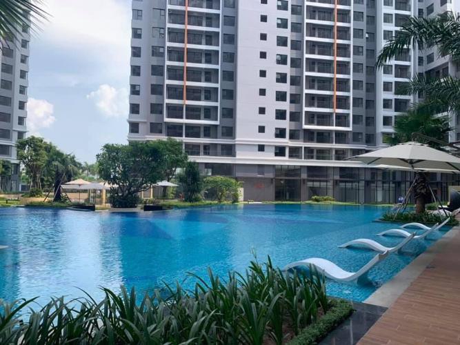 hồ bơi SAFIRA KHANG ĐIỀN Cho thuê căn hộ Safira Khang Điền diện tích 67m2 đầy đủ nội thất