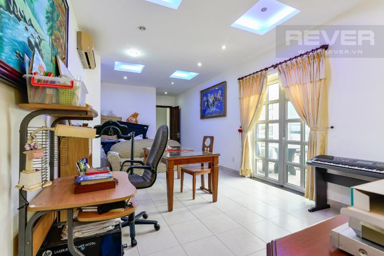 Phòng Thư Giãn Bán nhà phố 5 phòng ngủ tại Thảo Điền Quận 2, diện tích 173 m2, đầy đủ nội thất