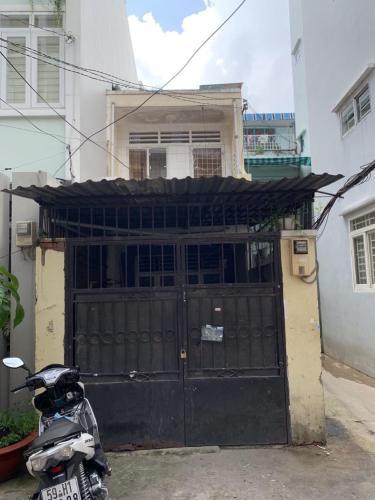Bán nhà phố hẻm đường Vạn Kiếp, phường 3, Bình Thạnh, diện tích đất 40m2, diện tích sàn 60m2, không có nội thất